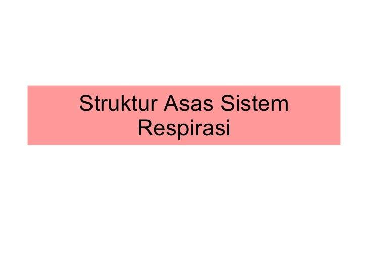 Sistem Respiratori Slide 3