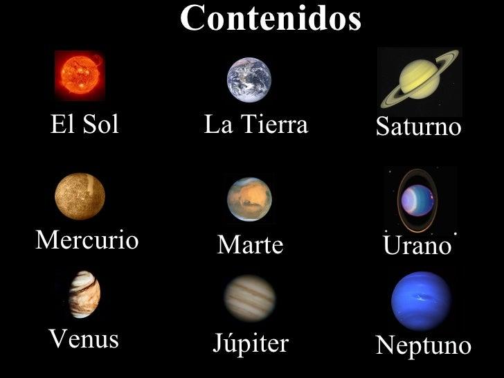 Sistema Solar Resumido