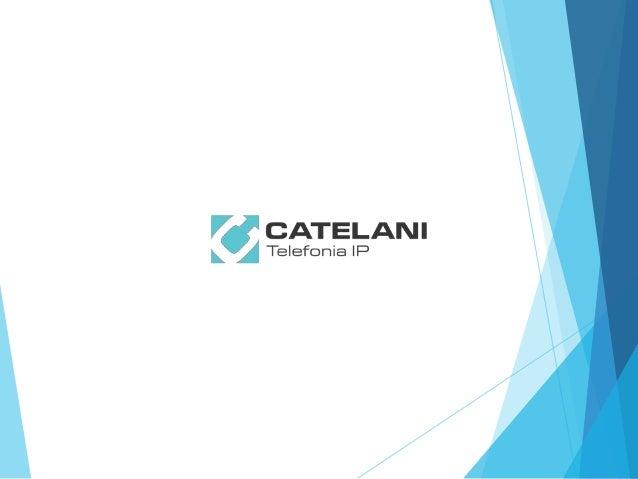 QUEM SOMOS Idealizada em 2006 para ser uma empresa líder, com foco na atuação e desenvolvimento de soluções em Telefonia I...