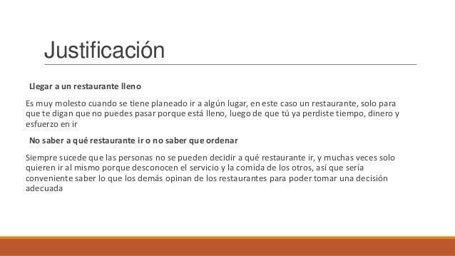 sistema centralizado de restaurantes