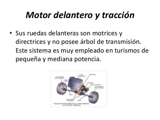 Sistema de transmision ppt