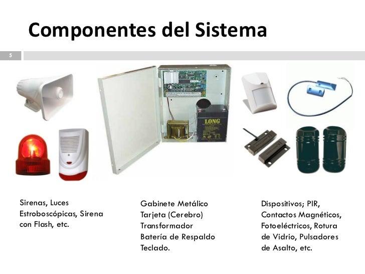 Sistema de alarmas - Sistemas de alarma ...
