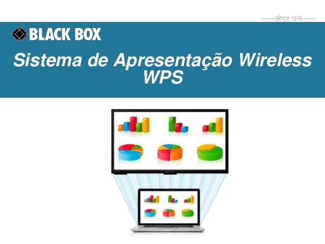 Sistema de Apresentação Wireless WPS