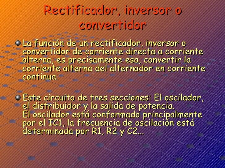 ENRIQUE INVERSOR GAY