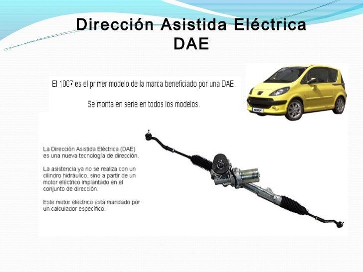 Tipos de dirección eléctrica
