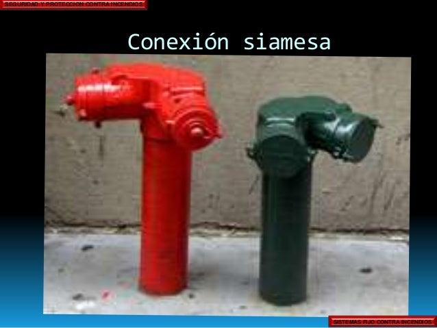 Sistema de extincion fijo contra incendio - Sistemas de seguridad contra incendios ...