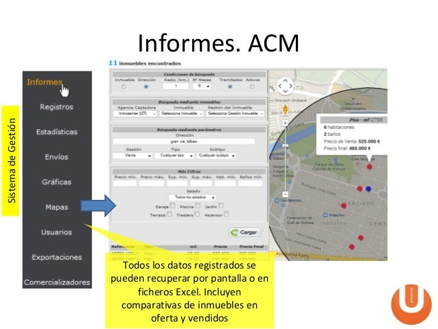 Sistema de gesti n mls y web inmobiliaria urbaniza - Acm inmobiliaria ...