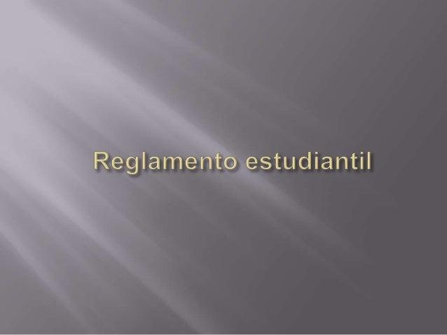    CAPITULO II - DERECHOS Y DEBERES DE    LOS ESTUDIANTES   CAPITULO IX. INTERCAMBIO    UNIVERSITARIO   CAPITULO XIV - ...