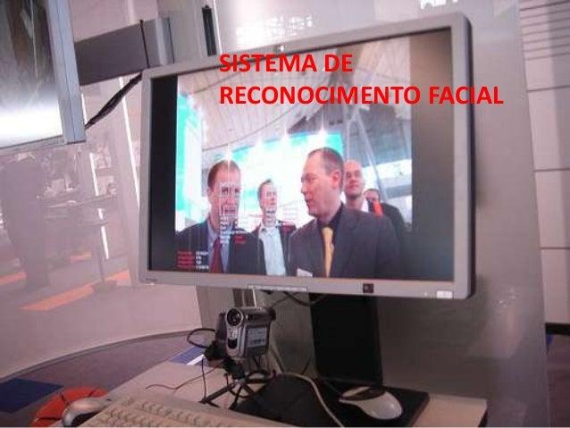 SISTEMA DE RECONOCIMENTO FACIAL