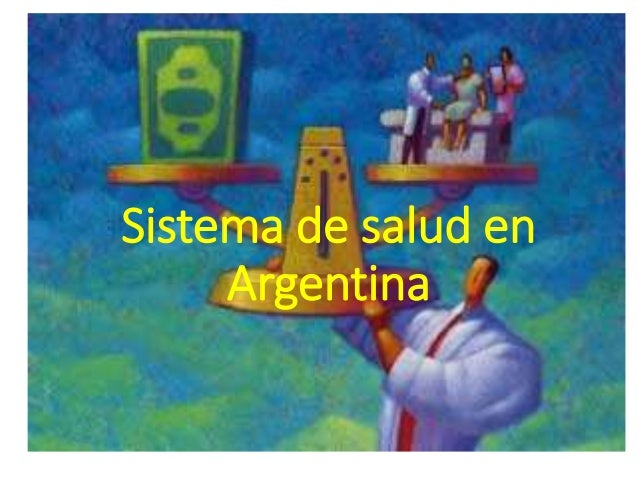 Sistema de salud en Argentina