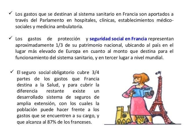  Clasificación según financiación y acceso: FORMAS DE CLASIFICAR LOS CENTROS DE SALUD EN FRANCIA El sector público repres...