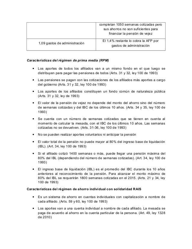 Sistema de seguridad social en colombia - Se cobra la pension el mes de fallecimiento ...