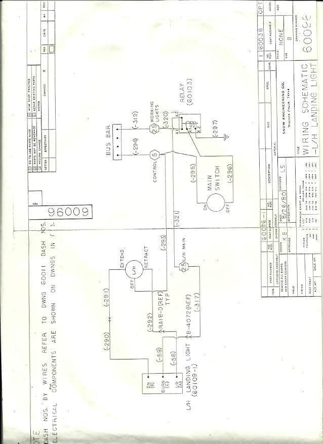 Sistema electrico air tractor