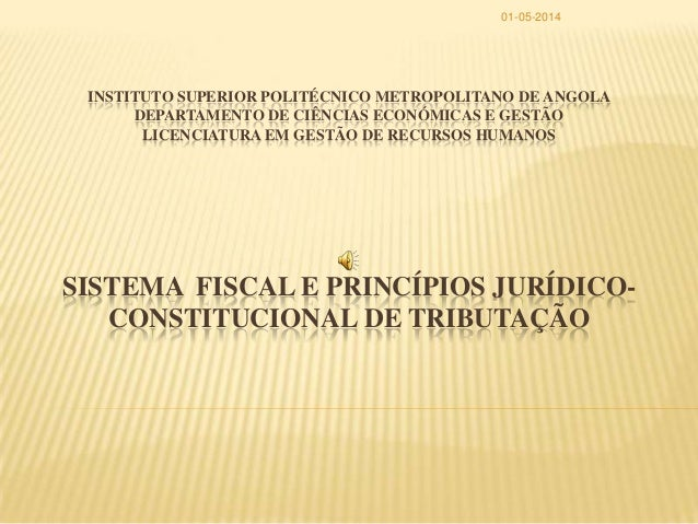 INSTITUTO SUPERIOR POLITÉCNICO METROPOLITANO DE ANGOLA DEPARTAMENTO DE CIÊNCIAS ECONÓMICAS E GESTÃO LICENCIATURA EM GESTÃO...