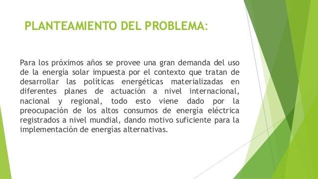 Energia solar fotovoltaica planteamiento del problema 31