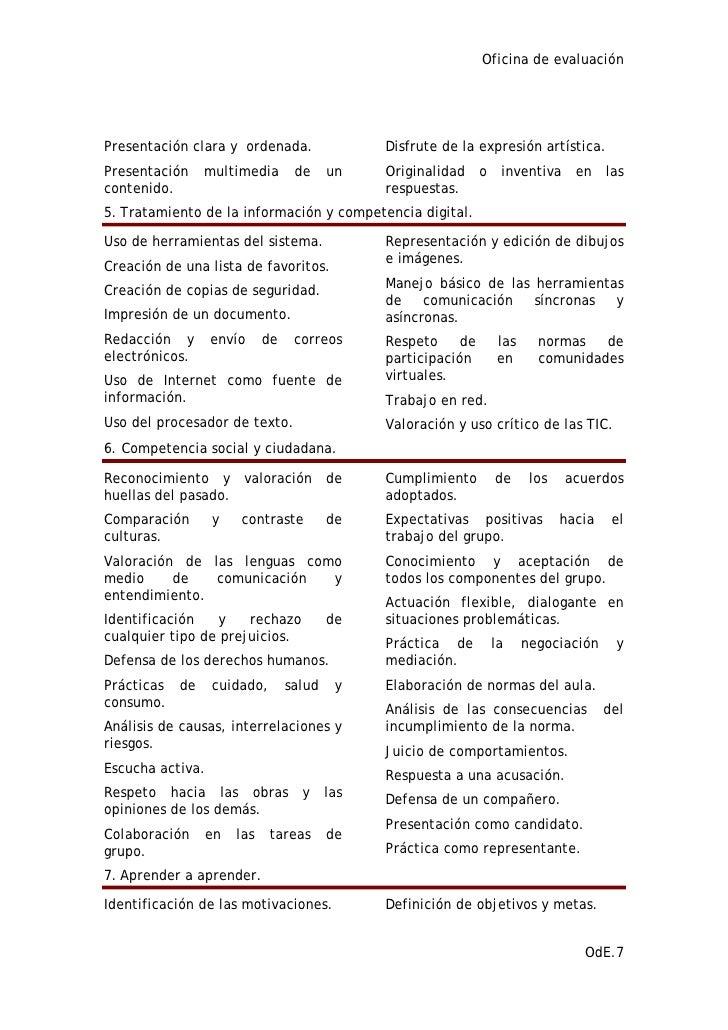 Sistema indicadores evaluaci n ccbb for Practica de oficina definicion