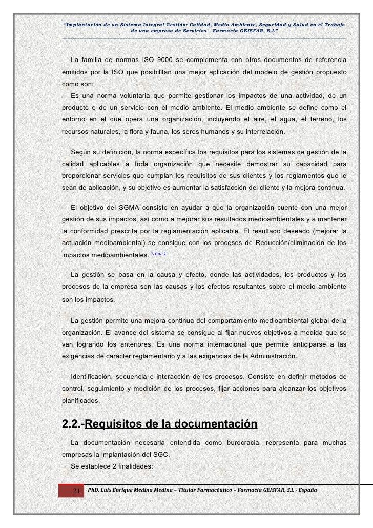 Sistema Integrado De Gesti U00f3n En Oficina De Farmacia Ii Luis E  Medina U2026