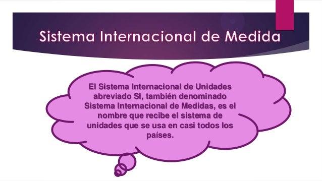 Sistema internacional de medida for Que medidas tienen los colchones