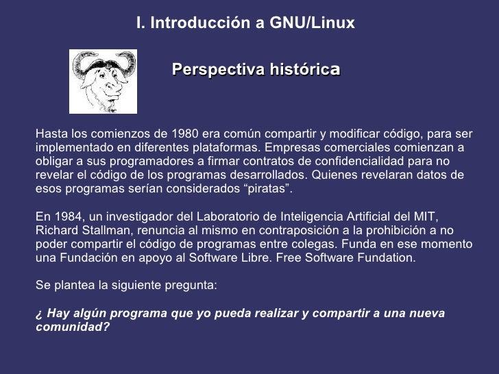 Sistema linux Slide 3