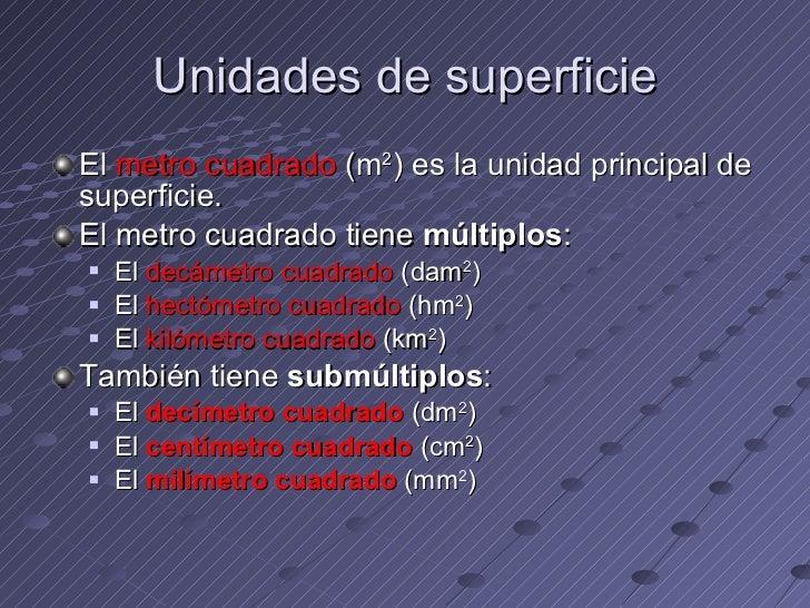 Sistemametricodecimal for Cuanto es 35 metros cuadrados