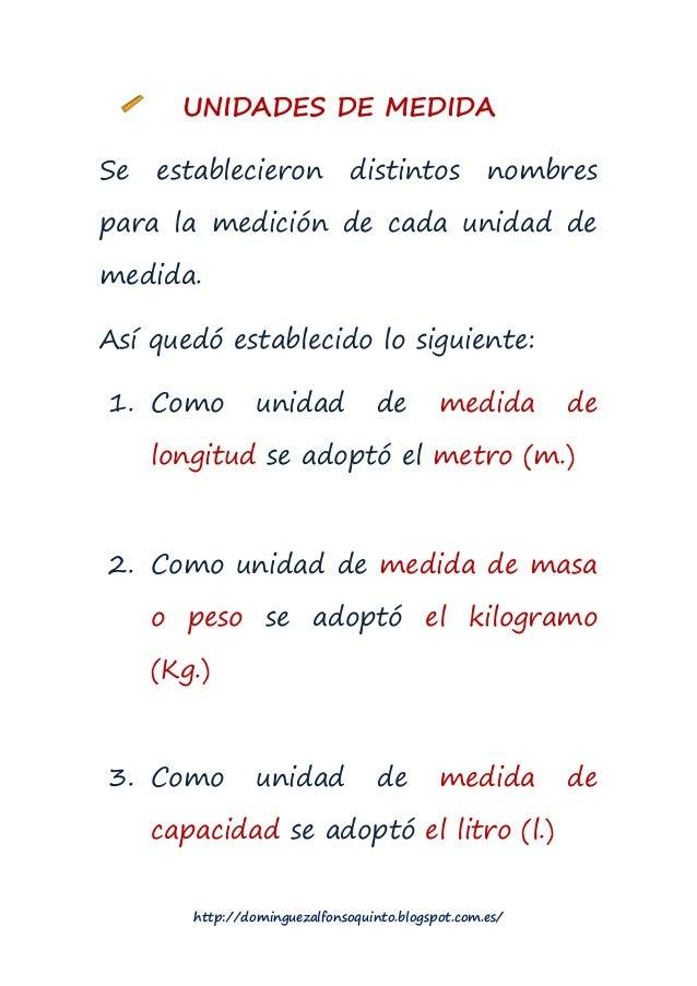 Sistema métrico decimal Slide 3
