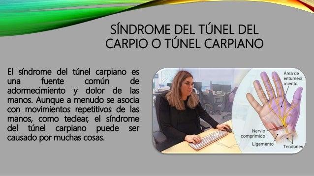 SÍNDROME DE LA SALIDA TORÁCICA El síndrome del estrecho torácico o síndrome de la salida torácica superior causa dolor en ...