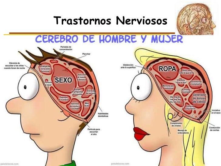 Trastornos NerviososDerechos de Autor Reservados © Richard C. Concepción Castro 2011