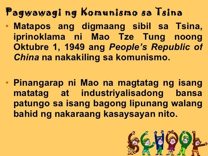 sistemang pangkabuhayan ng china Ano ang sistemang pang ekonomiya ng china - crowdsourced questions & answers at okela.