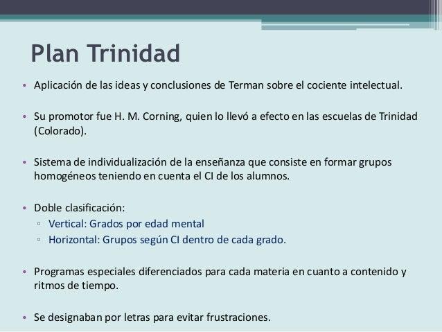 Sistema oackland y plan trinidad Slide 3