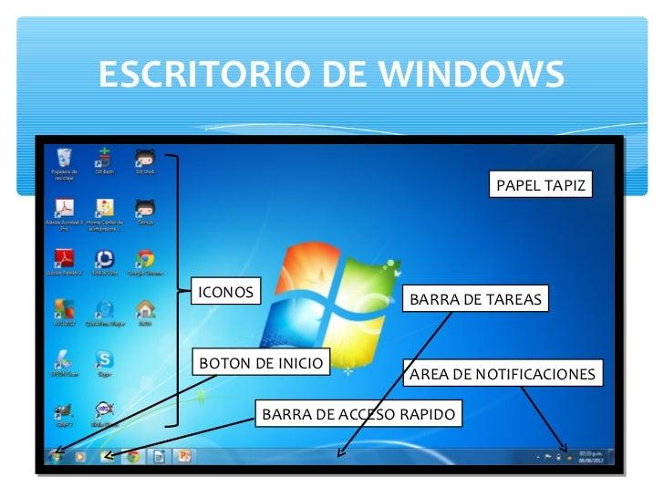 Sistema operativo - Iconos para escritorio windows ...