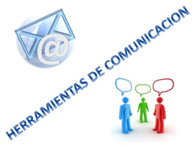 Herramientas de comunicación sincrónica un sistema sincrónico es aquel que nos permite una comunicación en tiempo real ent...