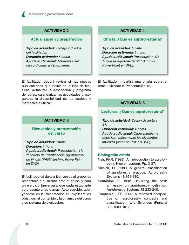 Fase I: Preparación               ACTIVIDAD 6                          adaptar fácilmente para aplicarse en comuni-       ...