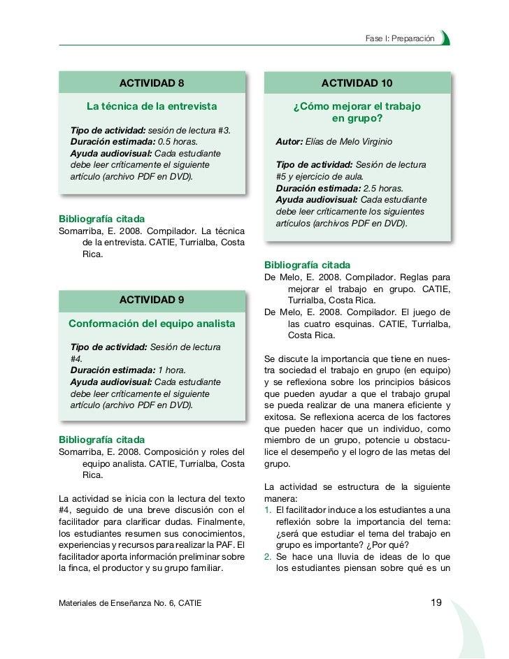 Planificación agroforestal de fincas     grupo: ¿cuáles son sus características?                       ACTIVIDAD 11     ¿Q...