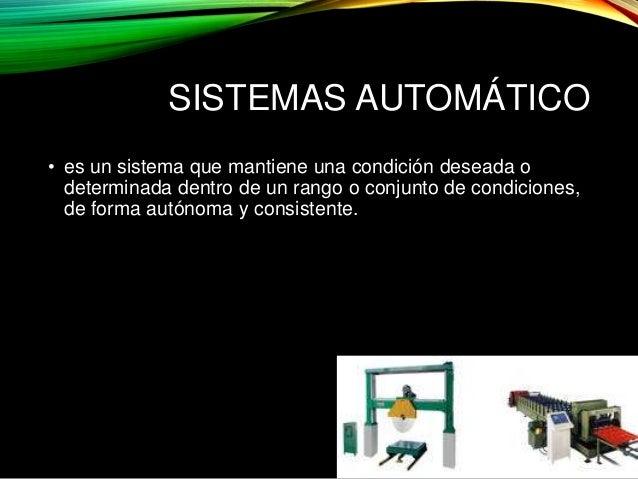 Sistemas automaticos Slide 2