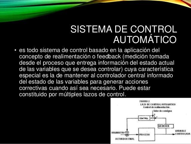 Sistemas automaticos Slide 3
