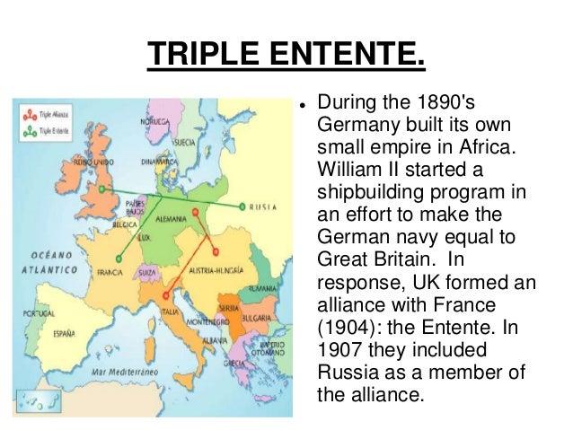 germany triple alliance