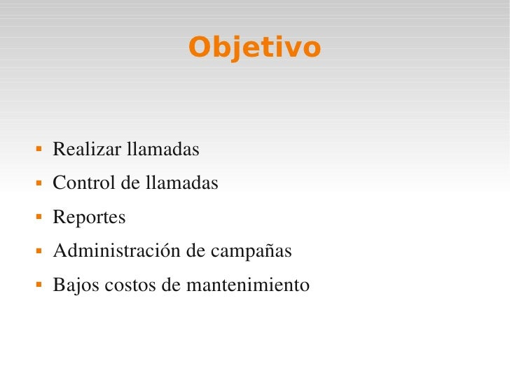 Sistemas all center_software_libre Slide 3