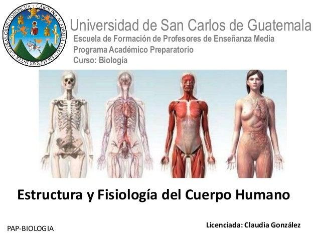 Universidad de San Carlos de Guatemala Escuela de Formación de Profesores de Enseñanza Media Programa Académico Preparator...