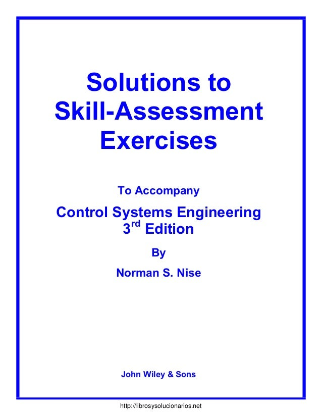 Ingenieria De Control Moderna Ogata 4 Edicion Pdf
