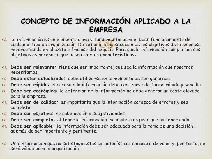 Sistemas de informacion empresarial Slide 3