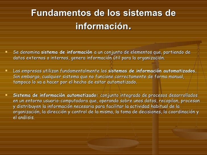 Sistemas De Informacion En La Empresa Slide 3