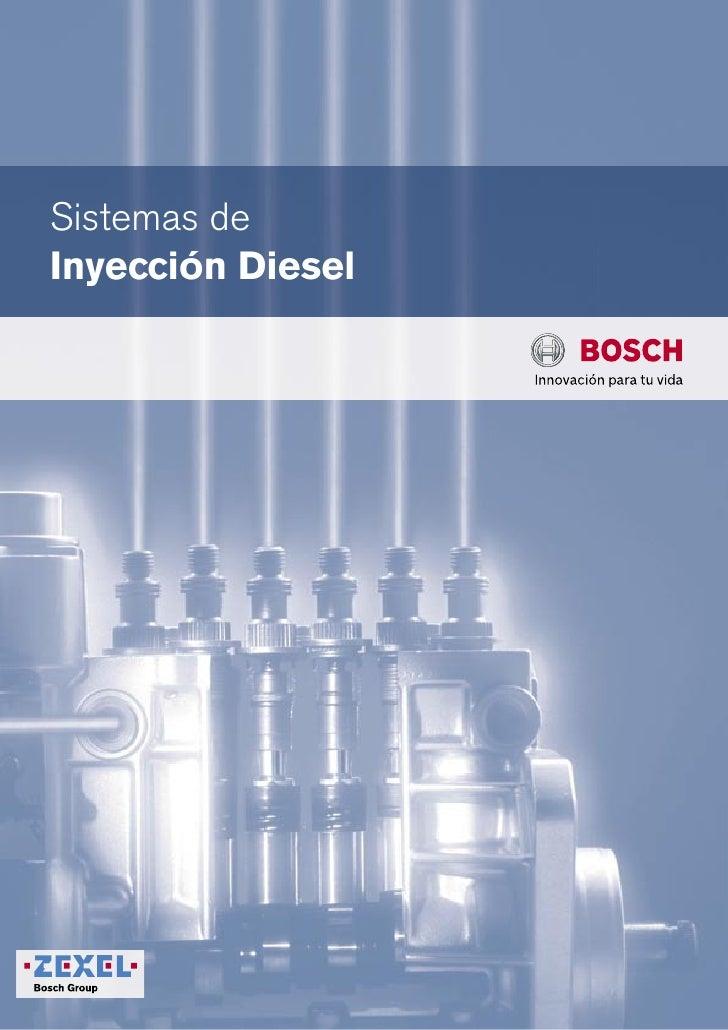 Sistemas deInyección Diesel