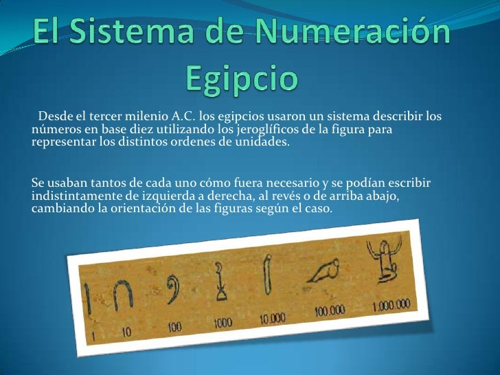 Sistemas de Numeración Slide 3