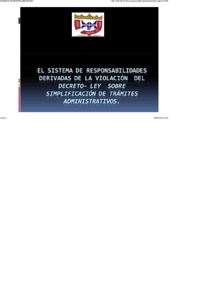 SISTEMAS DE RESPONSABILIDADES http://190.202.85.85/acropolis/mod/book/tool/print/index.php?id=2550 2 de 83 09/04/2014 16:36