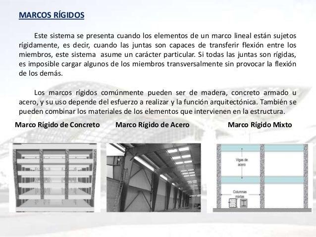 Sistemas estructurales armon a estructural ejemplos de for Estructuras arquitectura pdf