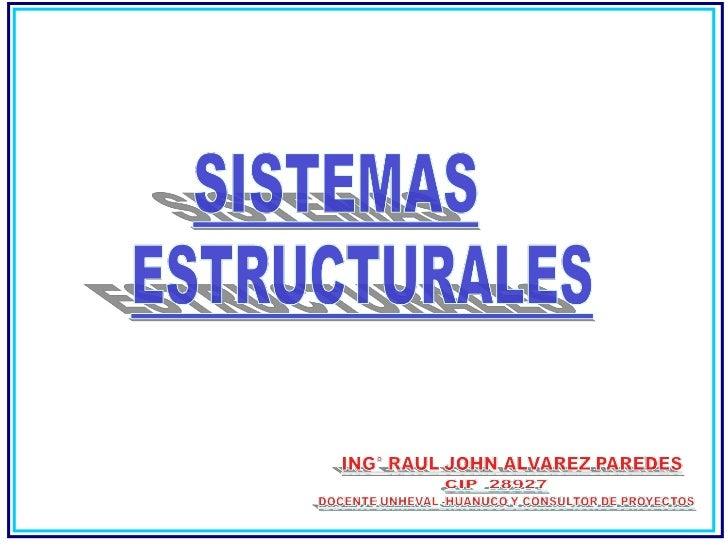 INTRODUCCIONLas estructuras soportan cargas externas que deben ser resistidassin que se observe cambios apreciables en su ...