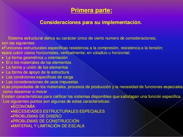 Sistemas estructurales Reynaldo Rotundo Instituto Politecnico Santiago Mariño sede Barcelona Slide 3