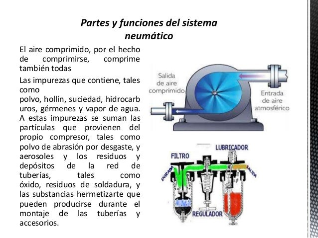 Sistemas neumáticos ejemplos