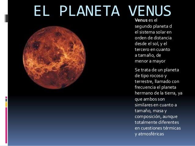 Planetas Solares Orden Sistema Solar Ranking De Los 8