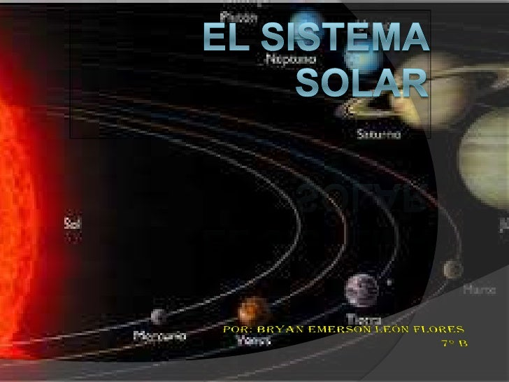 Contenido   Generalidades del Sistema Solar   Ley de Gravitación Universal   Características principales de los planeta...
